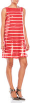 Kate Spade Sleeveless Sequin Stripe Dress