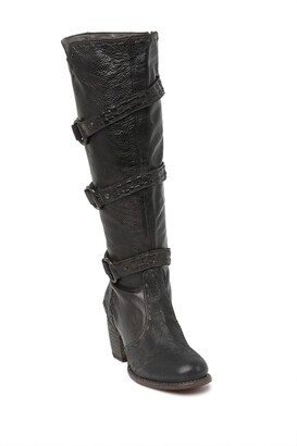 Bed Stu Decree Strappy Leather Boot