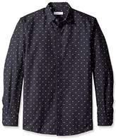 Bill Tornade BILLTORNADE Men's Camille Tailored Fit Oxford Shirt