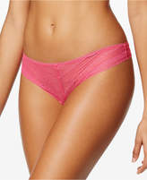 Calvin Klein Sheer Lace Thong QF1848