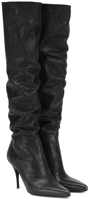 Zimmermann Leather knee-high boots