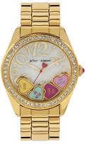 Betsey Johnson Candyland Shaky Heart Watch