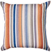 Caracas Stripe Persimmon Cushion