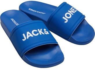 Jack and Jones Boys Larry Sliders Imperial Blue