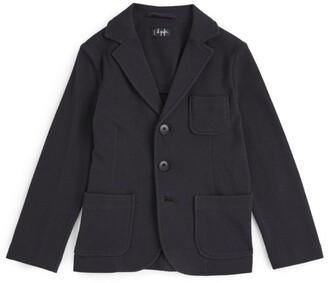 Il Gufo Button-Up Blazer (3-12 Years)