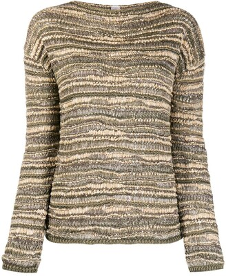 Eleventy Long-Sleeve Knit Jumper