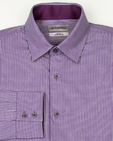 Le Château Stripe Cotton Euro Fit Shirt