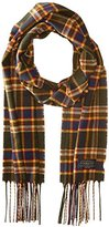 Pendleton Men's Park Plaid Whisperwool Muffler