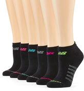 New Balance 6-pk. Core Low-Cut Socks