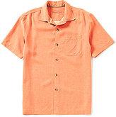 Tommy Bahama Coastal San Clemente Short-Sleeve Silk Shirt