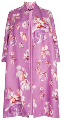 Marina Rinaldi Floral Coat