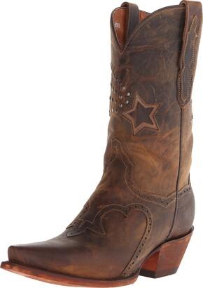 Dan Post Women's Dallas Star Western Boot