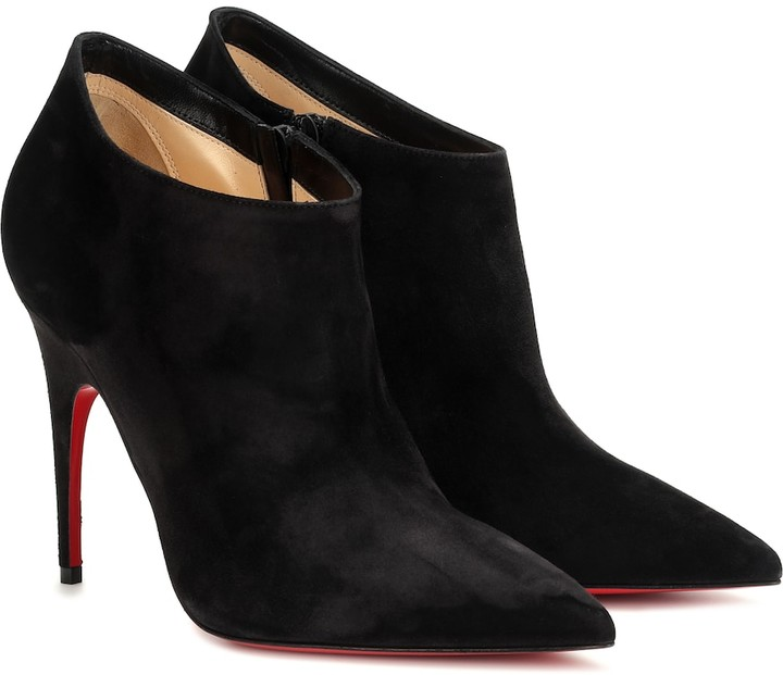 sports shoes be56b 8ef2f Gorgona 100 suede ankle boots