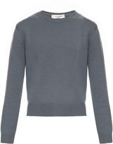 Valentino Crew-neck cashmere sweater