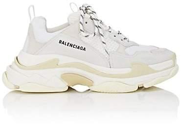 Men\u0027s Triple S Sneakers , White