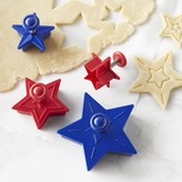 Williams-Sonoma Williams Sonoma Star Pie Crust Cutters, Set of 4