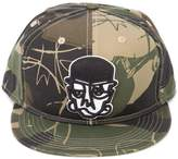 Haculla camouflage print face cap