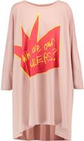 Vivienne Westwood Elephant Printed Cotton-Jersey T-Shirt
