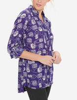 The Limited Printed Ashton Tunic