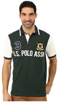 U.S. Polo Assn. Color Block Polo