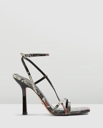 Topshop Ritz Strap High Heels