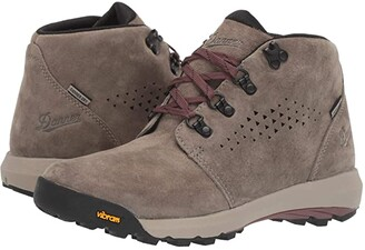 Danner 4 Inquire Chukka (Brown/Red) Women's Shoes