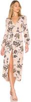 The Jetset Diaries Azalea Midi Dress