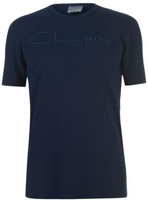 Champion Old Signature T Shirt