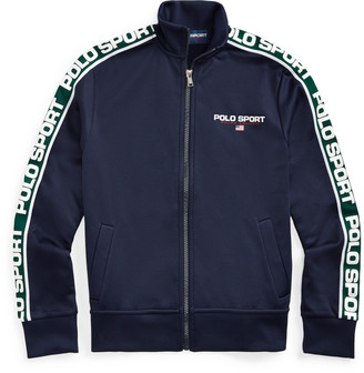 Ralph Lauren Polo Sport Fleece Track Jacket