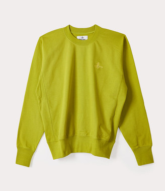 Vivienne Westwood Classic Sweatshirt Lime