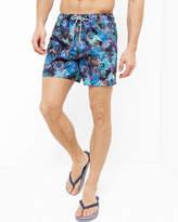 Ted Baker Floral swim shorts
