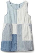 Gap Patchwork denim jumper