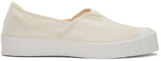 Spalwart Off-White Special V Slip-On Sneakers