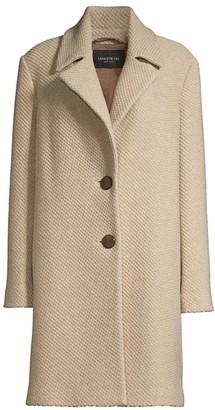 Lafayette 148 New York Acadia Wool Coat