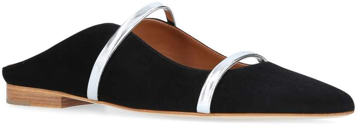 Malone Souliers Suede Maureen Flats