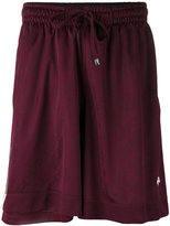 Adidas Originals By Alexander Wang - soccer shorts - unisex - Polyester - L
