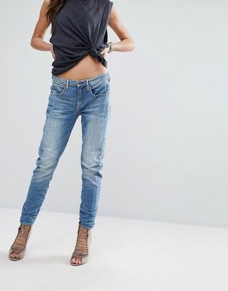 G Star arc 3d boyfriend jeans-Blue