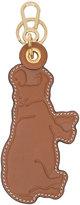 Loewe Hippopotamus keychain