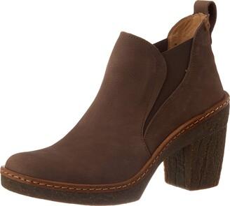 El Naturalista Women's N5427 Pleasant Plume/HAYA Ankle Boot 8 UK