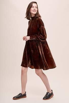 Just Female Alva Velvet Dress