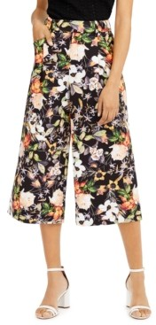 INC International Concepts Inc Printed Culottes, Created for Macy's
