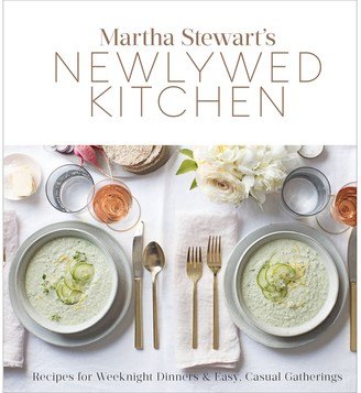 "Penguin Random House ""Martha Stewart's Newlywed Kitchen"" Cookbook"