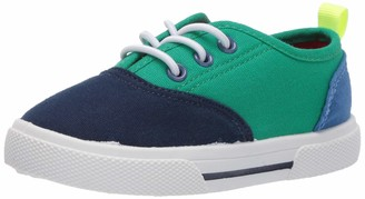 Carter's Boys' Maximus Slip on Light Weight Casual Shoe Sneaker