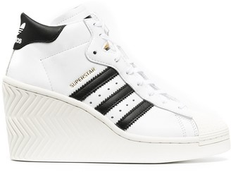 adidas Heeled Lace-Up Trainers