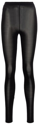 Max Mara Pacche high-rise leggings