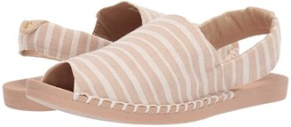 Reef Escape Sling TX (Natural Stripes) Women's Shoes