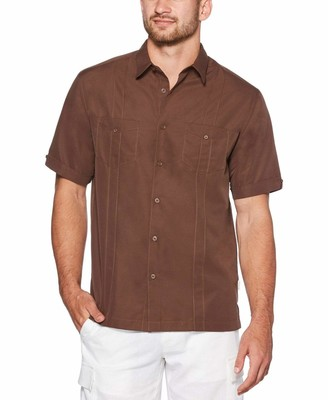 Cubavera Double Pocket Panel Shirt