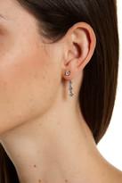 Nadri Triple Drop CZ Earrings