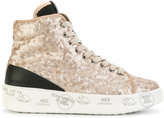 Premiata sequin embellished sneakers