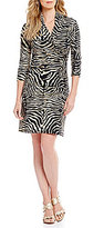 J.Mclaughlin Panama Wrap Dress